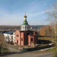 Храм, Михайловск