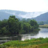 река Уфа близ Михайловска, Михайловск