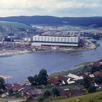 Завод на берегу, Михайловск