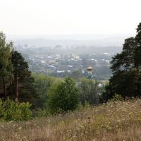 Вид на Михайловск, Михайловск