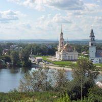 Невьянск. Вид на музейный комплекс, Невьянск