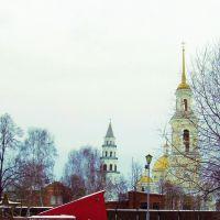 Невьянск. Наклонная башня., Невьянск