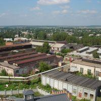 Невьянский завод на месте бывшего дома Демидовых, Невьянск