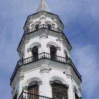 Невьянская наклонная башня, Невьянск