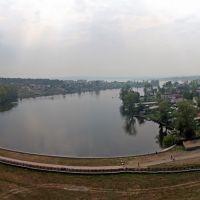 Невьянский пруд, Невьянск