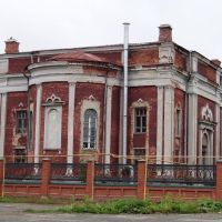 Троицкая церковь. Невьянск., Невьянск