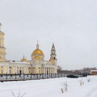 Спасо-Преображенский храм в Невьянске, Невьянск