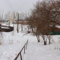 C лестницы, Невьянск