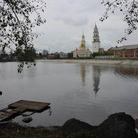 Пасмурный день, Невьянск