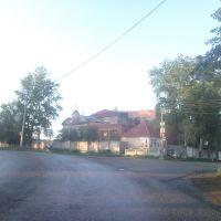 Нижние Серги. Крестовоздвиженский храм., Нижние Серги