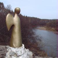 Ангел Мира в заповеднике Оленьи Ручьи, Нижние Серги