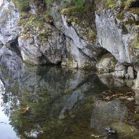 Оленьи ручьи Дароватый камень, Нижние Серги