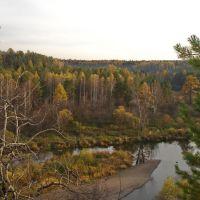 Оленьи ручьи Осень, Нижние Серги