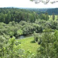 Природный парк Оленьи ручьи, Нижние Серги
