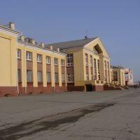 Железнодорожный вокзал, Нижний Тагил