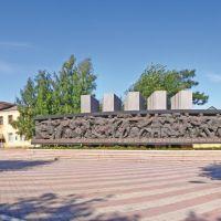 Монумент воинам - железнодорожникам, Нижний Тагил