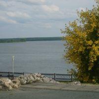 Набережная Тагильского пруда, Нижний Тагил