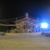 Новогодняя елка, Нижний Тагил
