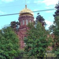 Нижний Тагил. Николае-Пантилеемоновский храм., Нижний Тагил