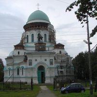 Церковь в Нижней Салде. 2009 г, Нижняя Салда