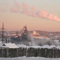 Завод / Factory (January 27, 2010), Нижняя Салда