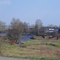 мост, Нижняя Салда