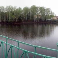 Плотина, Нижняя Салда