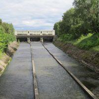 Плотина Нижнесалдинского водохранилища, Нижняя Салда