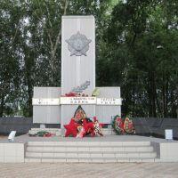 Памятник защитникам Родины, Нижняя Салда