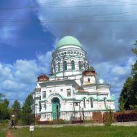 Нижняя Салда. Храм Александра Невского., Нижняя Салда