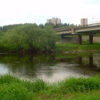 мост через Туру, Нижняя Тура