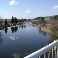 Вид на реку Туру, Нижняя Тура