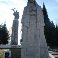 Монумент Победе 1945 гг., Нижняя Тура