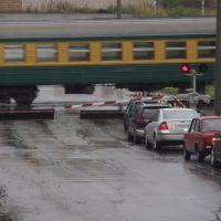 Železniški prehod, Нижняя Тура