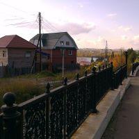 Дом и забор, Нижняя Тура