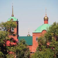Первоуральск. 2014 г. Церковь Петра и Павла, Первоуральск