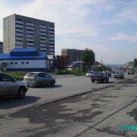 Улица Ленина, Первоуральск