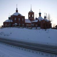Храм Первоуральска. Pervouralsk Church., Первоуральск