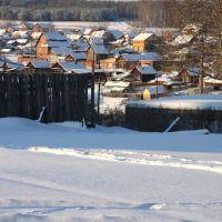 Заборы Первоуральска. Provouralsk fences., Первоуральск