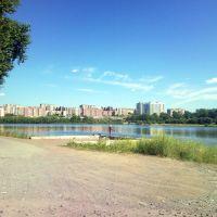 Первоуральск. Городской пруд., Первоуральск