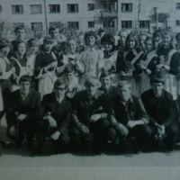 """10""""Б""""  Май 1974 года. Пока все живы.., Первоуральск"""