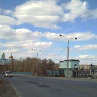 ПОЛЕВСКОЙ. Храм и плотина., Полевской