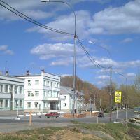 ПОЛЕВСКОЙ. Ул. Вершинина., Полевской