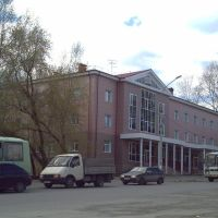 ПОЛЕВСКОЙ. Новая детская поликлиника., Полевской