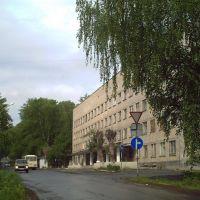 Больница. ПОЛЕВСКОЙ., Полевской