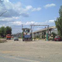 4-я проходная СТЗ. Полевской., Полевской