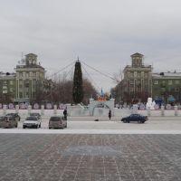 New Year 2012, Полевской