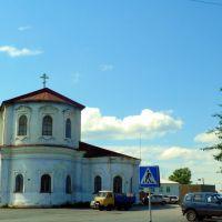 Пышма. Церковь., Пышма