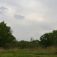 Ревда. Вид на Храм во имя Архистратига Михаила., Ревда