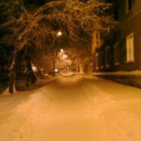 20 декабря 2010 г., 19:19:54 ул.Чехова  (-27С), Ревда